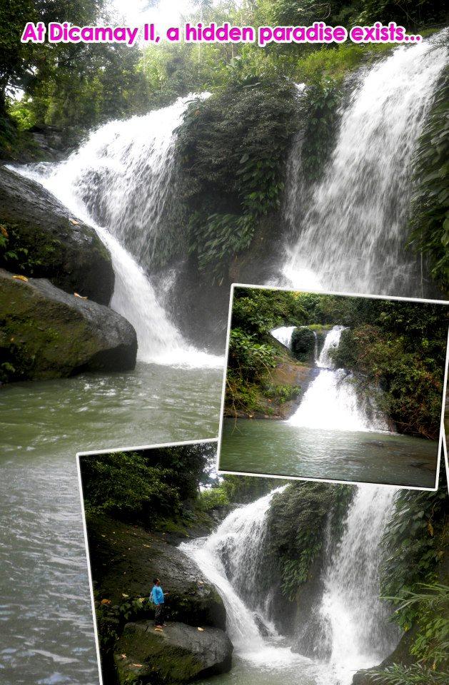 Dicamay II Falls