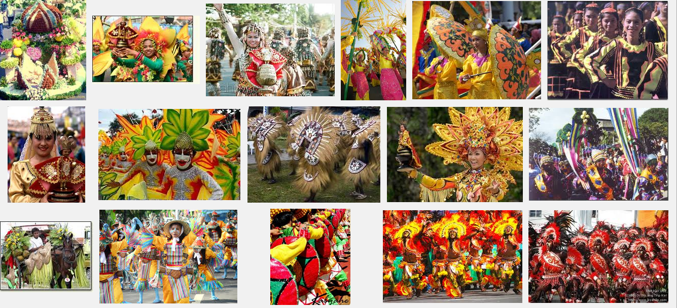 The most celebrated events in the Philippines – Festivals