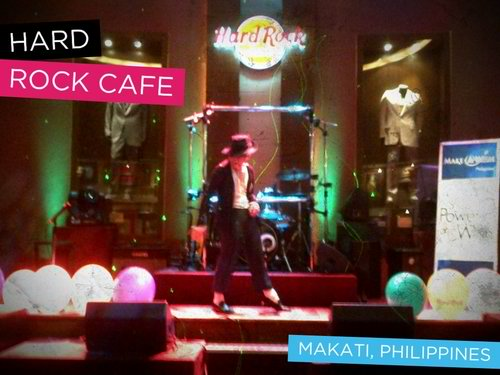 Hard Rock Cafe-Makati