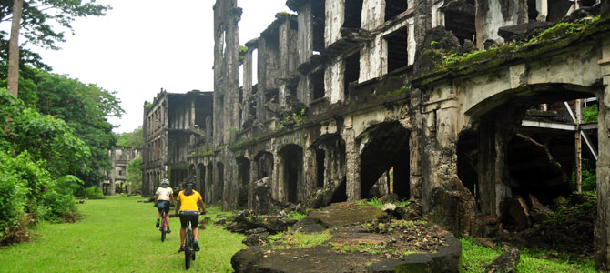 Corregidor Island - Bike Tour